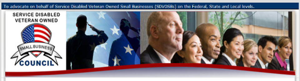 Service Disabled Veteran Owned Small Business Council